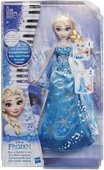 PROM Disney Frozen C0455 Elza w muzycznej