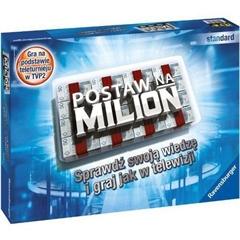 PROM Gra Postaw na milion 266258 RAVENSBURGER