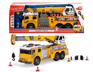 PROM Crane Truck 1723 Ciężarówka z dźwiękiem