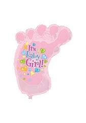 CTI Balon Stopa Girl 434204