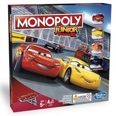 PROM Monopoly Junior Auta 3 C1343 HASBRO