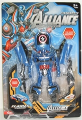 Robot transformujący TA810-811 TAS
