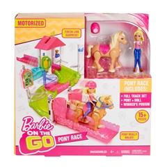 BRB Barbie On the Go Wyścig kucyków+lalkaFHV66 /6