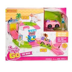 BRB Barbie On the Go Myjnia samochodowa+lalka FHV91 /3