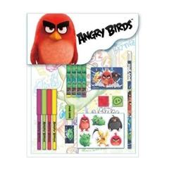 Zestaw 16 przyborów Angry Birds KW