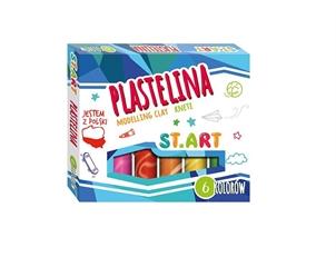 -PLASTELINA 6 ST.ART