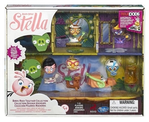 PROM Angry Birds Telepods Stella A8883.