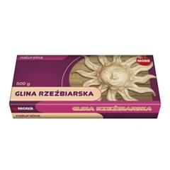 -GLINA RZEŹB.0.5KG MONA