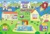 Puzzle -   36 Puzzle z okienkiem   - Świat Świnki Peppy / Peppa Pig