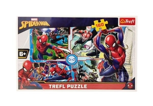 Puzzle -   160   - Spider-Man na ratunek / Disney Marvel Spiderman