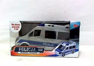 Auto policja na baterie język polski TG380579