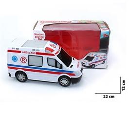 Auto karetka na baterie język polski TG378661