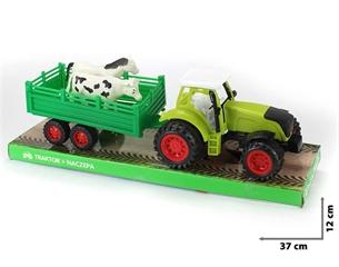 Traktor ze zwierzętam język polski TG383572
