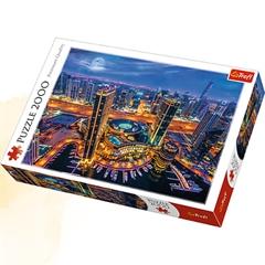 Puzzle   2000   - Światła Dubaju