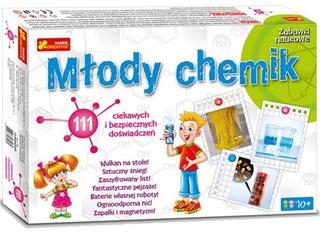 Młody chemik