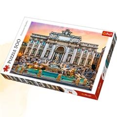 Puzzle   500   - Fontanna di Trevi, Rzym