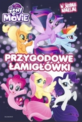 ZADANIA Z NAKLEJKAMI MLP THE MOVIE