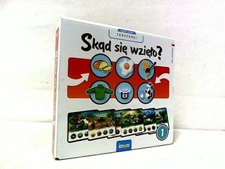 Gra   skąd się wzięło   układanka edukacyjna