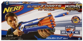 BRB Nerf Rough Cut Elite A1691