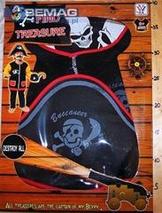 Strój Pirata w zest. ZRM8813 PIER