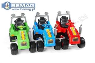 -Traktor MEGA JAST