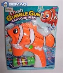 Pistolet na bańki Nemo 20x20x8cm MAL