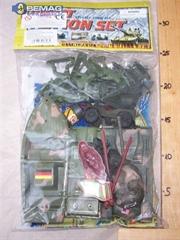 Zestaw militarny GO35864 GAZ
