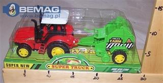 Traktor z maszyna rolnicza GO39864 GAZ