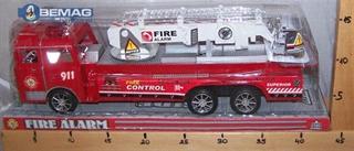 Auto Straż Pożarna z napędem G044728 GAZ