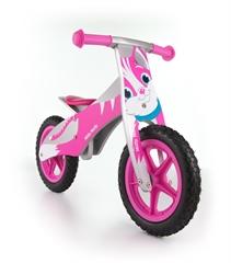 PROM Rowerek biegowy Duplo Cat Pink