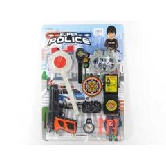 Zestaw policjanta BZES0056 BIG