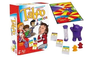 PROM Gra Taboo Junior 14334 HASBRO