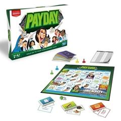 PROM Gra Monopoly PayDay E0751 HASBRO
