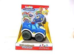 -CLE samochód policyjny z dźwiękami 17179