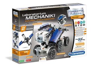 -CLE Laboratorium mechaniki pojazdy kosmiczne 50519