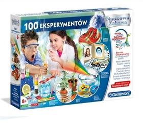 -CLE 100 eksperymentów 50522
