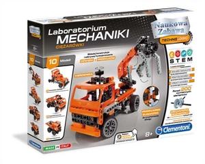 -CLE laboratrorium mechaniki -ciężarówki60992