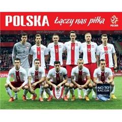 -Plakat Kibica 40x50cm PZPN mix