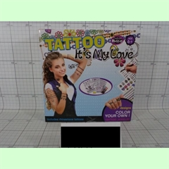Tatuaże 00-72415 KR