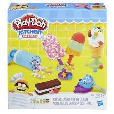 PROM Play-Doh E0042 Lodowe Smakołyki HASBRO