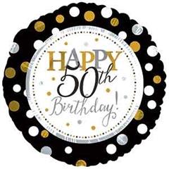CTI 117804 Happy Birthday 50 Lat -P
