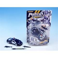 Robot-Policja 16cm 70151 HER
