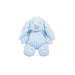 13216 Królik Charlotte 25cm niebieski