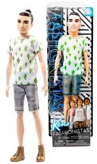 BRB Barbie Ken stylowy DWK44 /4