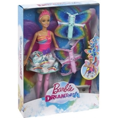 BRB Barbie Wróżka latające skrzydełka FRB08