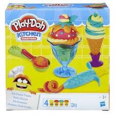 PROM Play-Doh B1857 Lodowa Uczta HASBRO