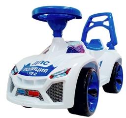 Samochód- wywrotka (biały) art. 021.3