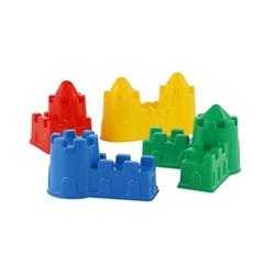 Foremki (zamek most + zamek ściana i 2 wieży + zamek kątowy + zamek kwadratowy)