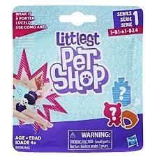 S.CENA Littlest Pet Shop saszetka niespodzianka B9386 HASBRO