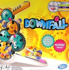 PROM Gra Downfall 0123 HASBRO